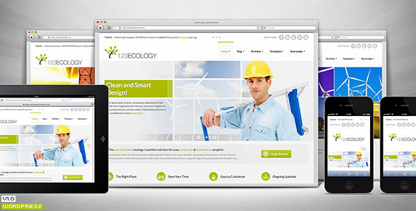 123Ecology-Corporate-eCommerce-Wordpress-Theme