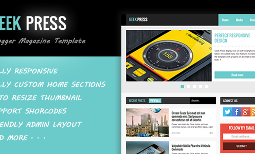 Geek-Press-Responsive-News-Magazine-Template