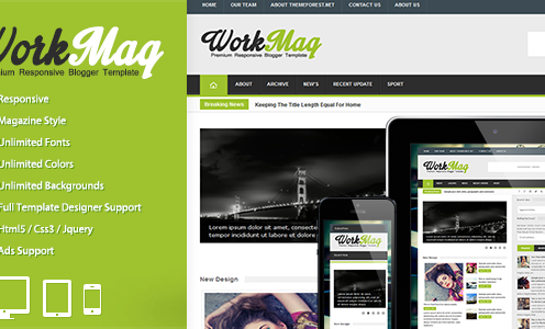 Workmag-Responsive-Multipurpose-Blogger-Template