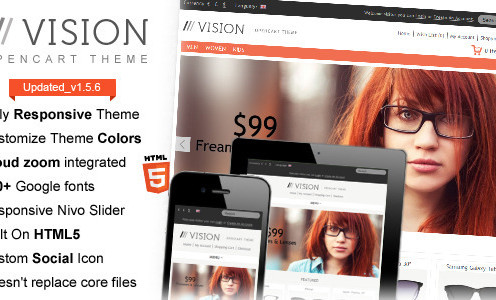 Vision-Responsive-OpenCart-Theme