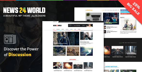 True Mag v4.2.9.7 – WordPress Theme for Video and Magazine -