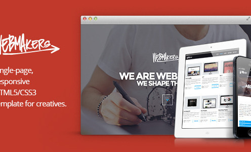 webmakers-single-page-html-css-template